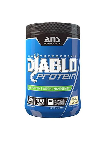 Протеїн DIABLO™ US ванільне морозиво (0,68 кг) | 4263921