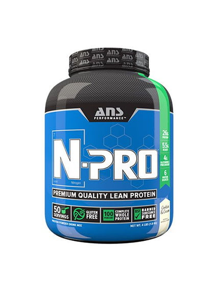 Протеїн DIABLO Protein US печиво і крем (1,8 кг) | 4263911