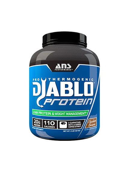 Протеїн DIABLO™ US шоколадний брауні (1,8 кг) | 4263926