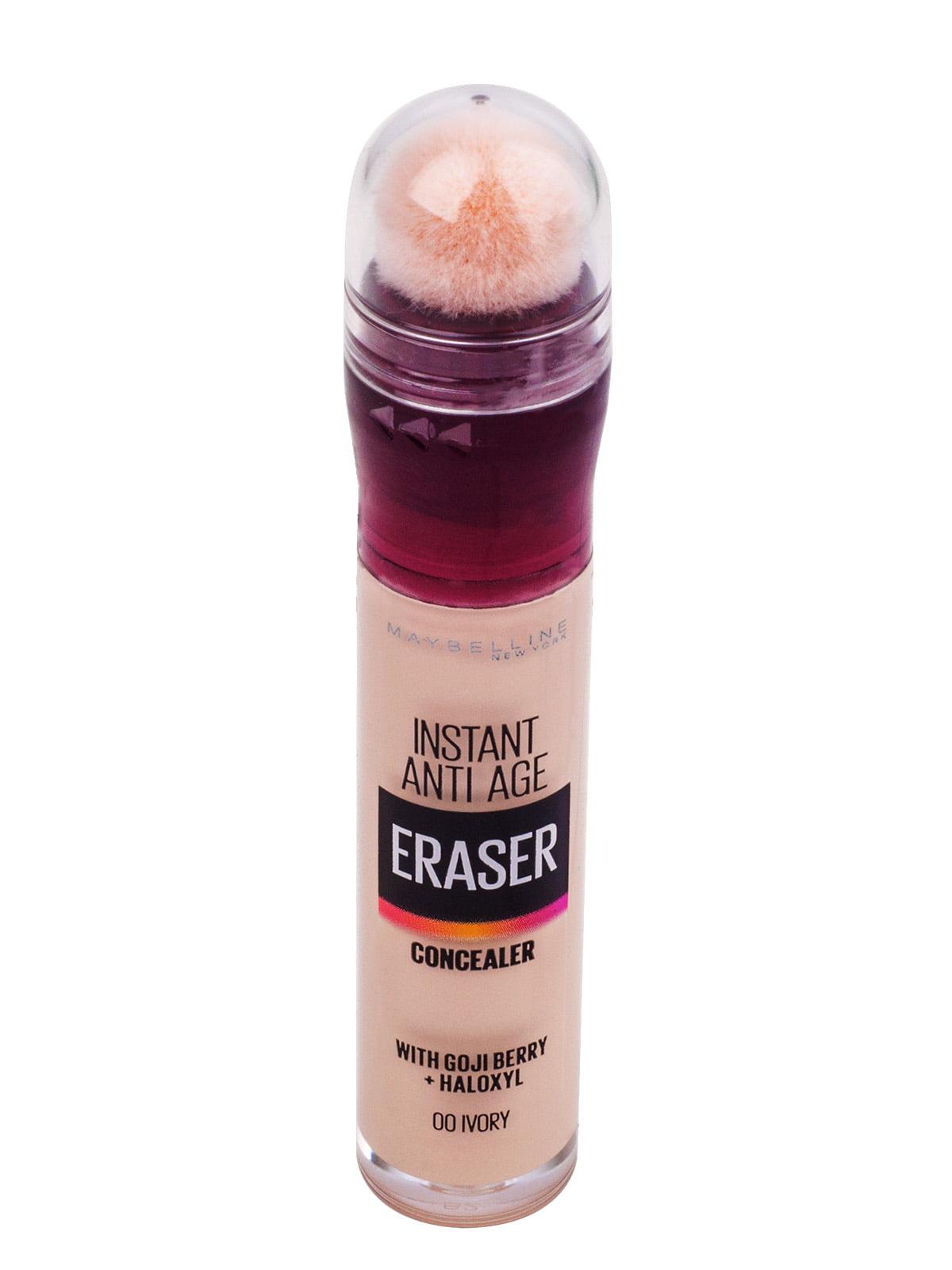 Консилер Instain anti-age eraser, оттенок 00 - слоновая кость (6 мл) | 4253464