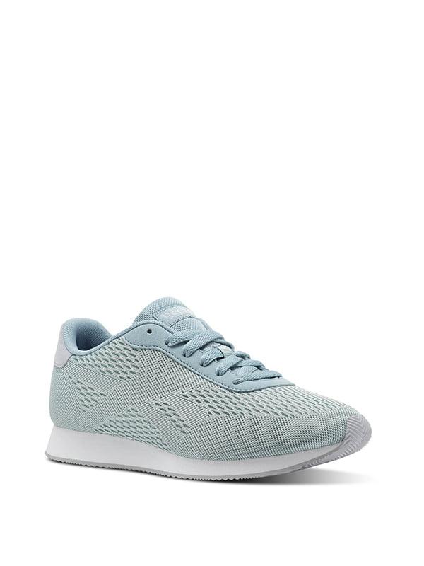Кроссовки светло-голубые | 4242155