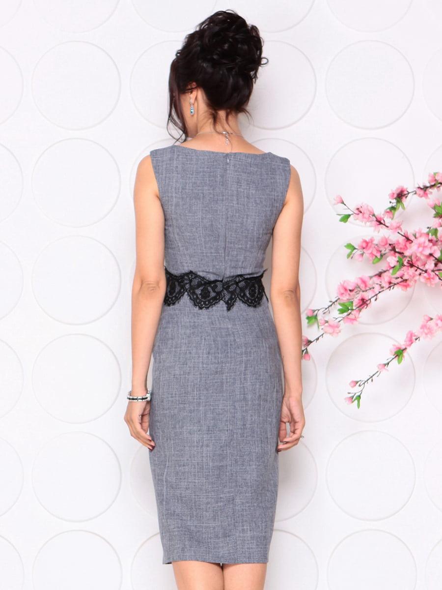 Платье дымчатого цвета   4279691   фото 2