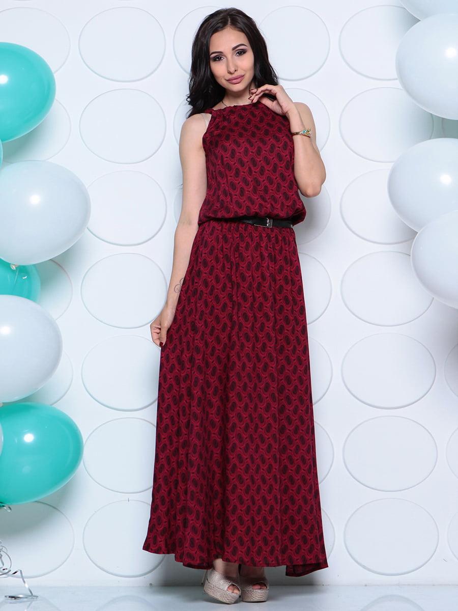 Сукня в принт | 4279706