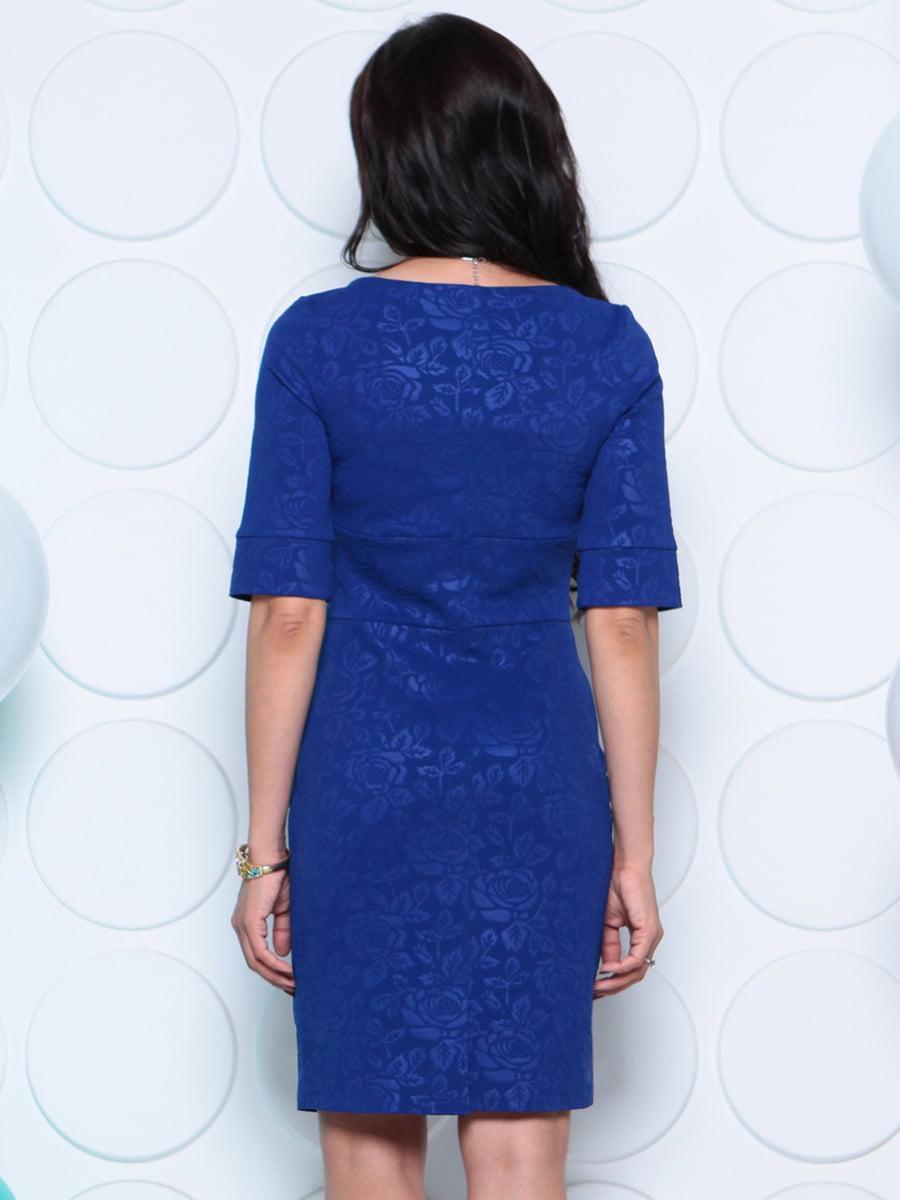 Платье цвета электрик   4279728   фото 2