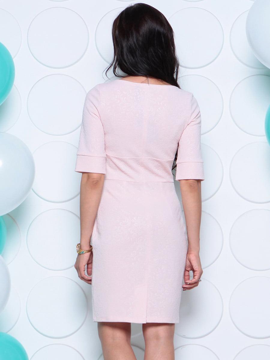 Платье бежевое | 4279729 | фото 2