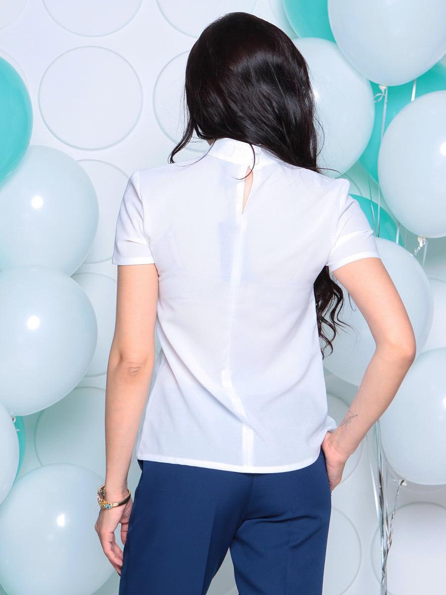 Блуза белая | 4279732 | фото 2