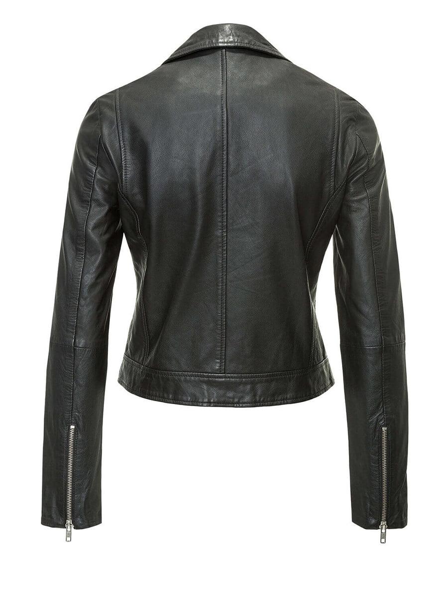 Куртка черная | 4276594 | фото 3