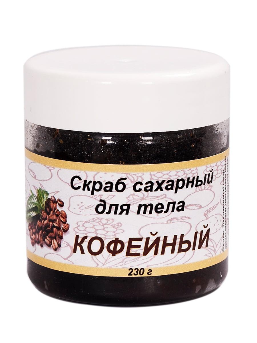 Скраб цукровий для тіла «Кавовий» (230 г)   4255885