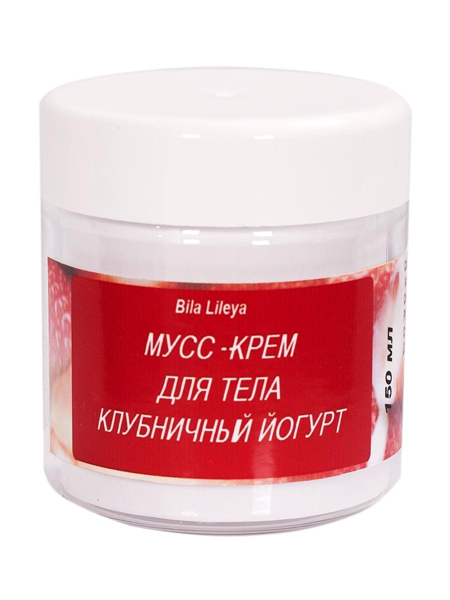 Мус-крем для тіла «Полуничний йогурт» (150 мл) | 4279122