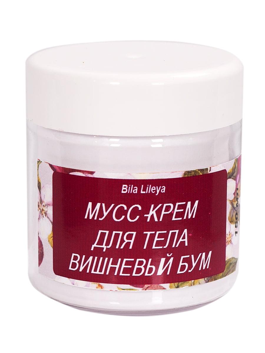 Мус-крем для тіла «Вишневий бум» (150 мл) | 4279125