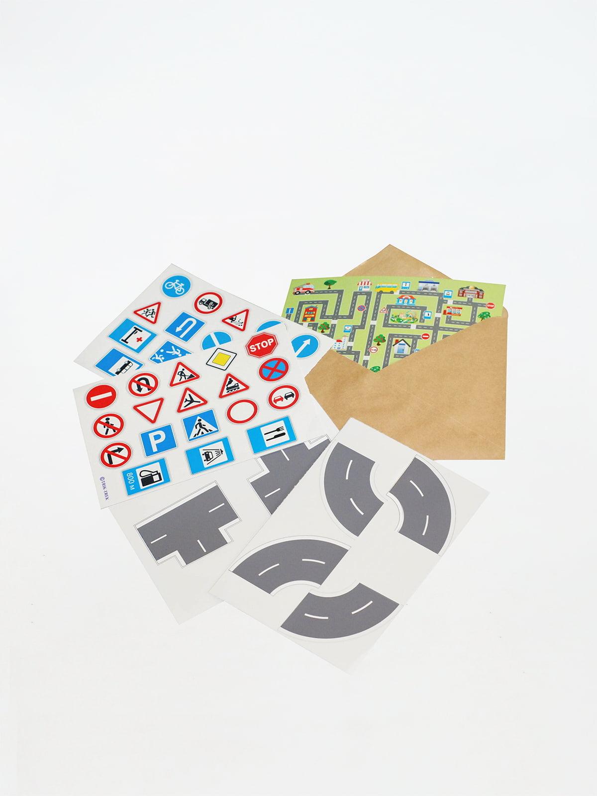 Комплект наклейок «Мінімальний» (стандарт) | 4128677