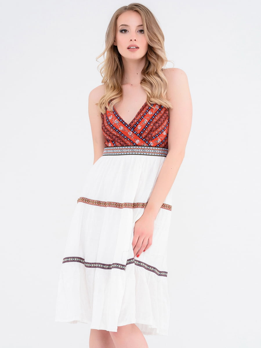 Платье белое | 4271955