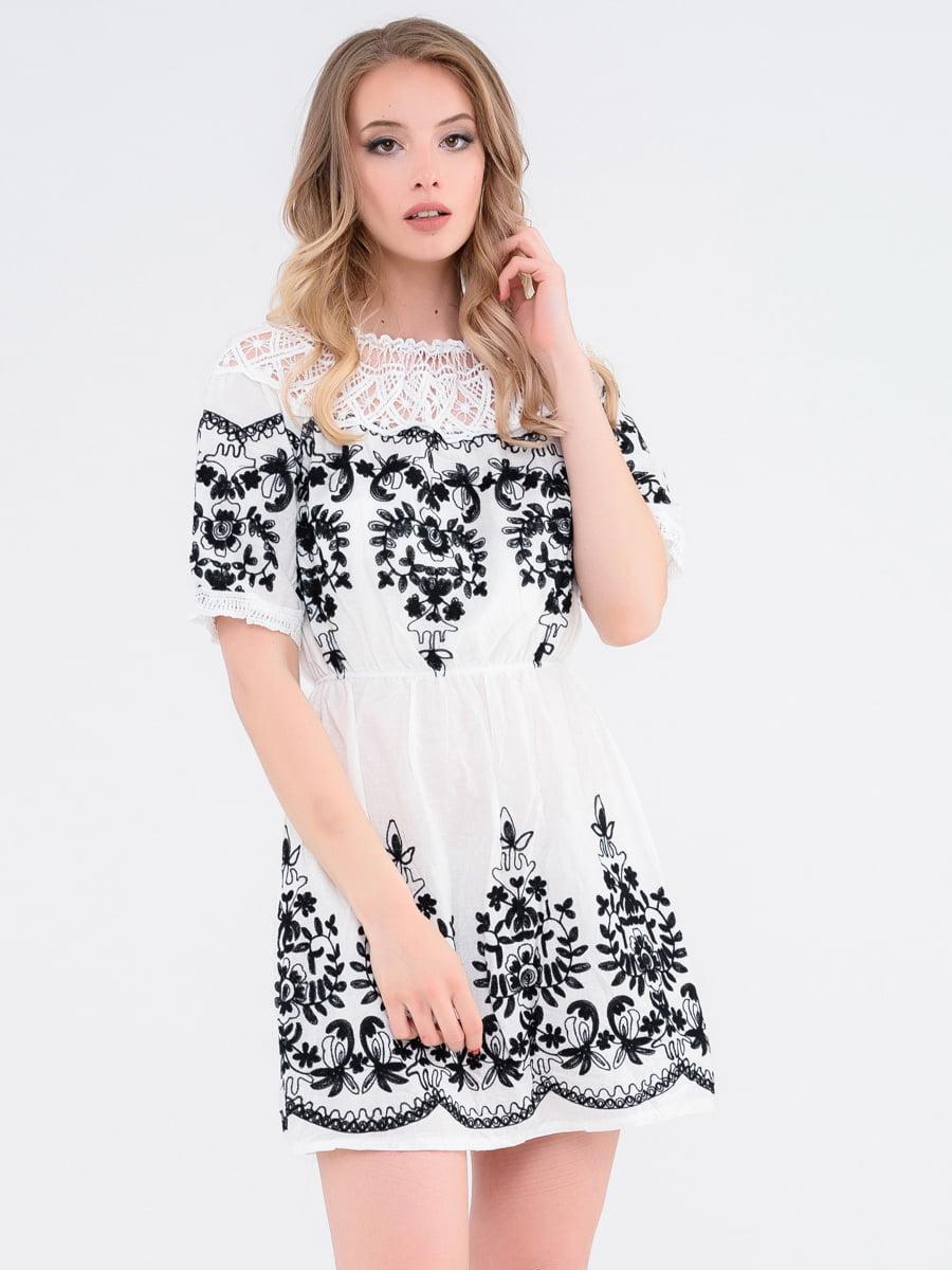 Платье белое | 4272089