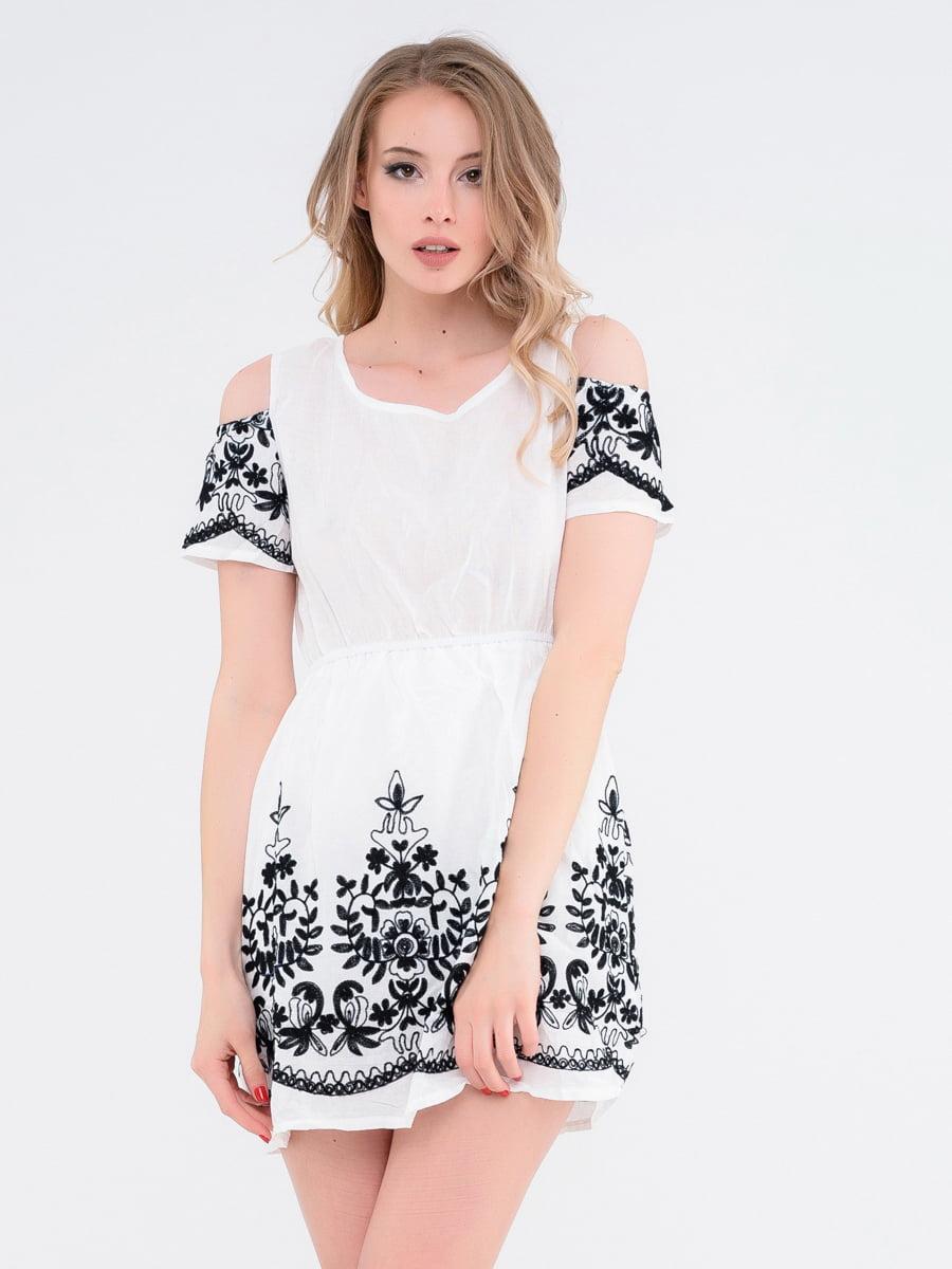 Платье белое | 4272090