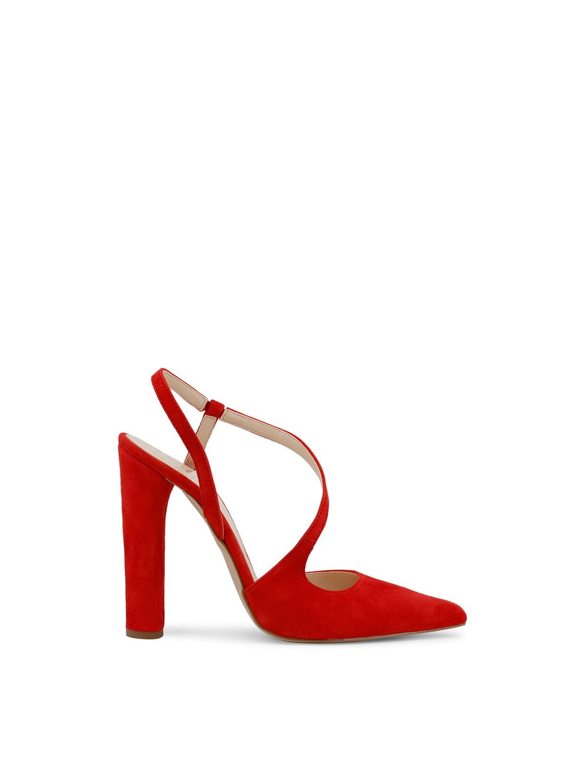 Туфлі червоні | 4298400