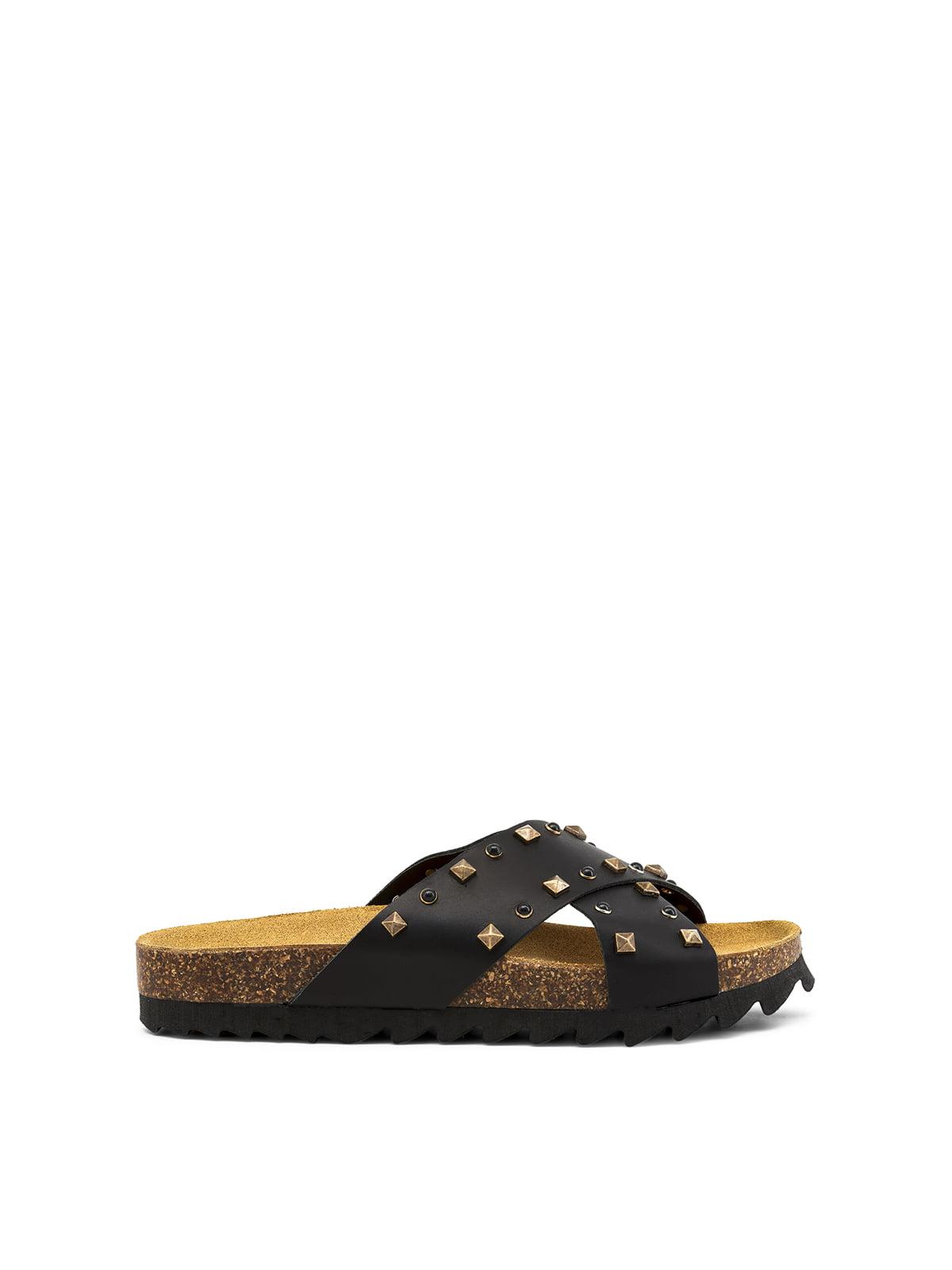 Шльопанці чорні | 4298419