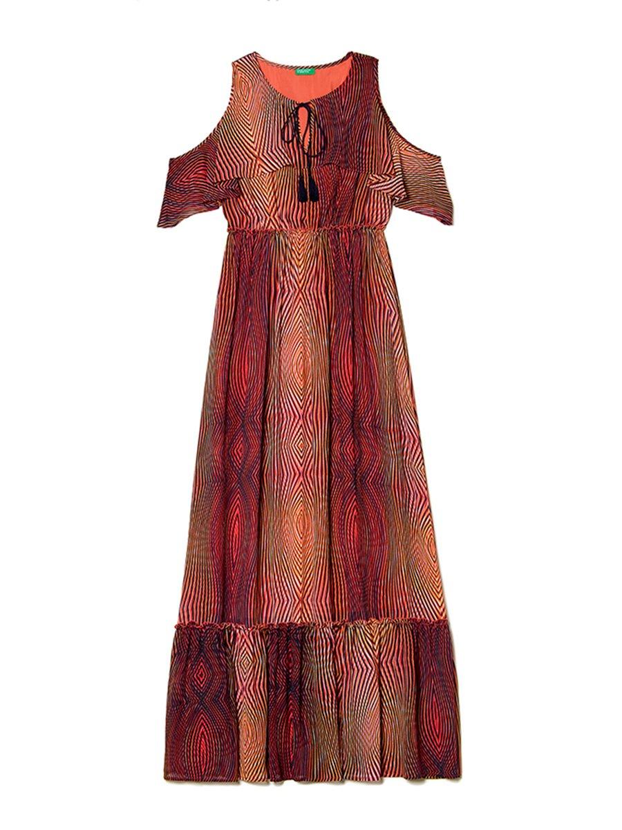 Сукня в принт | 4298751