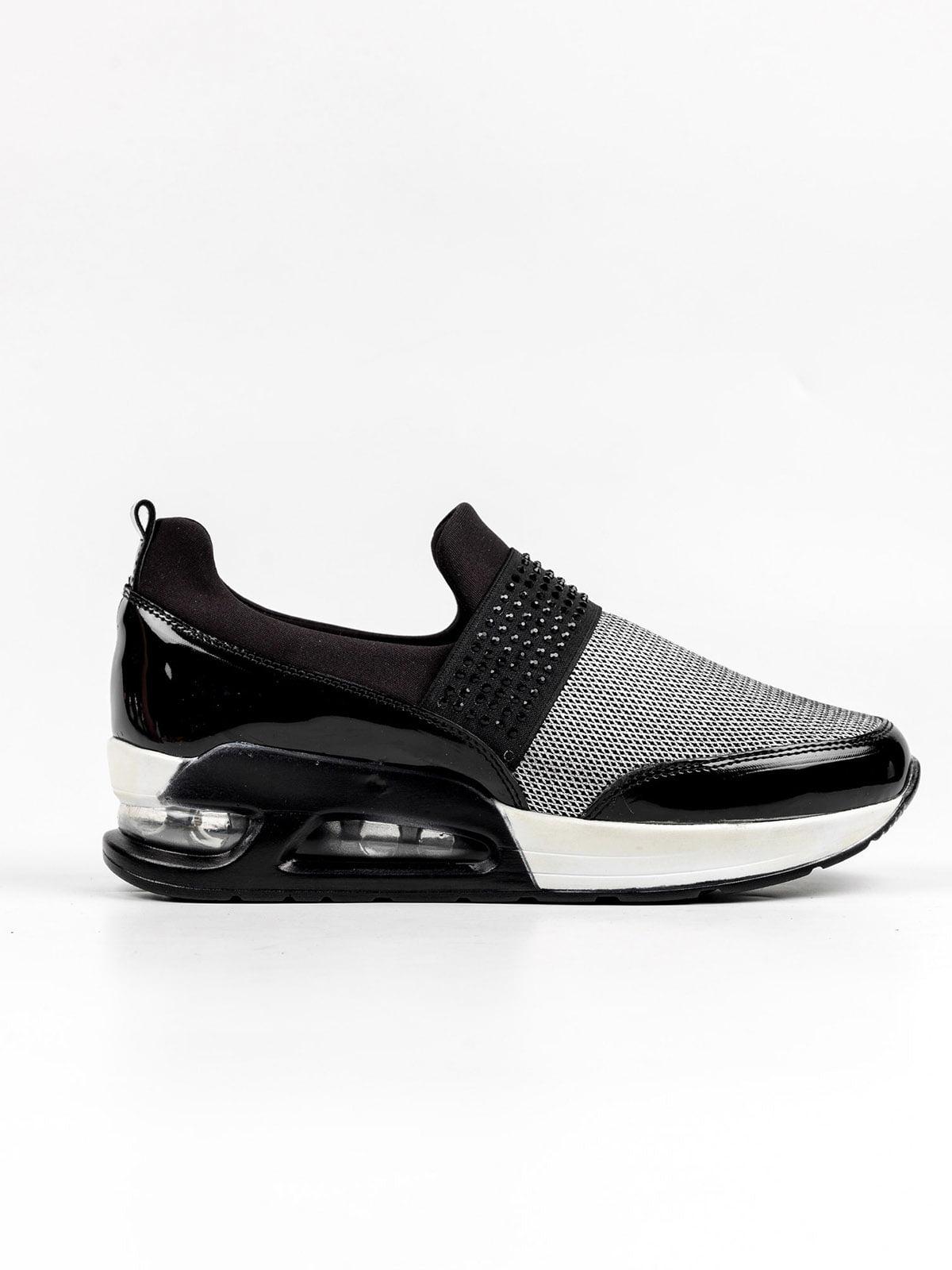 Кросівки чорні   4300395
