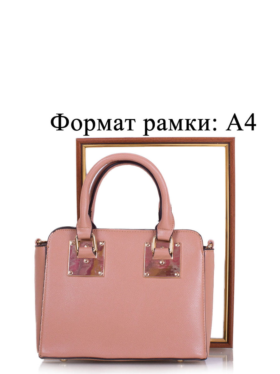 Сумка розовая | 4301424 | фото 9