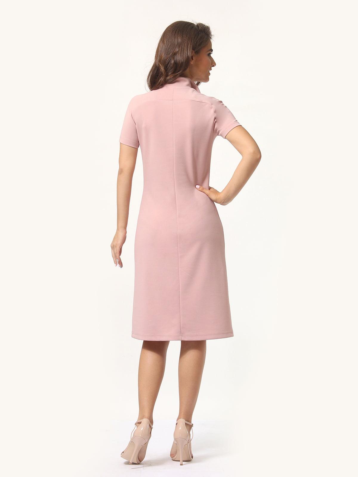 Платье цвета фрез | 4301928 | фото 5