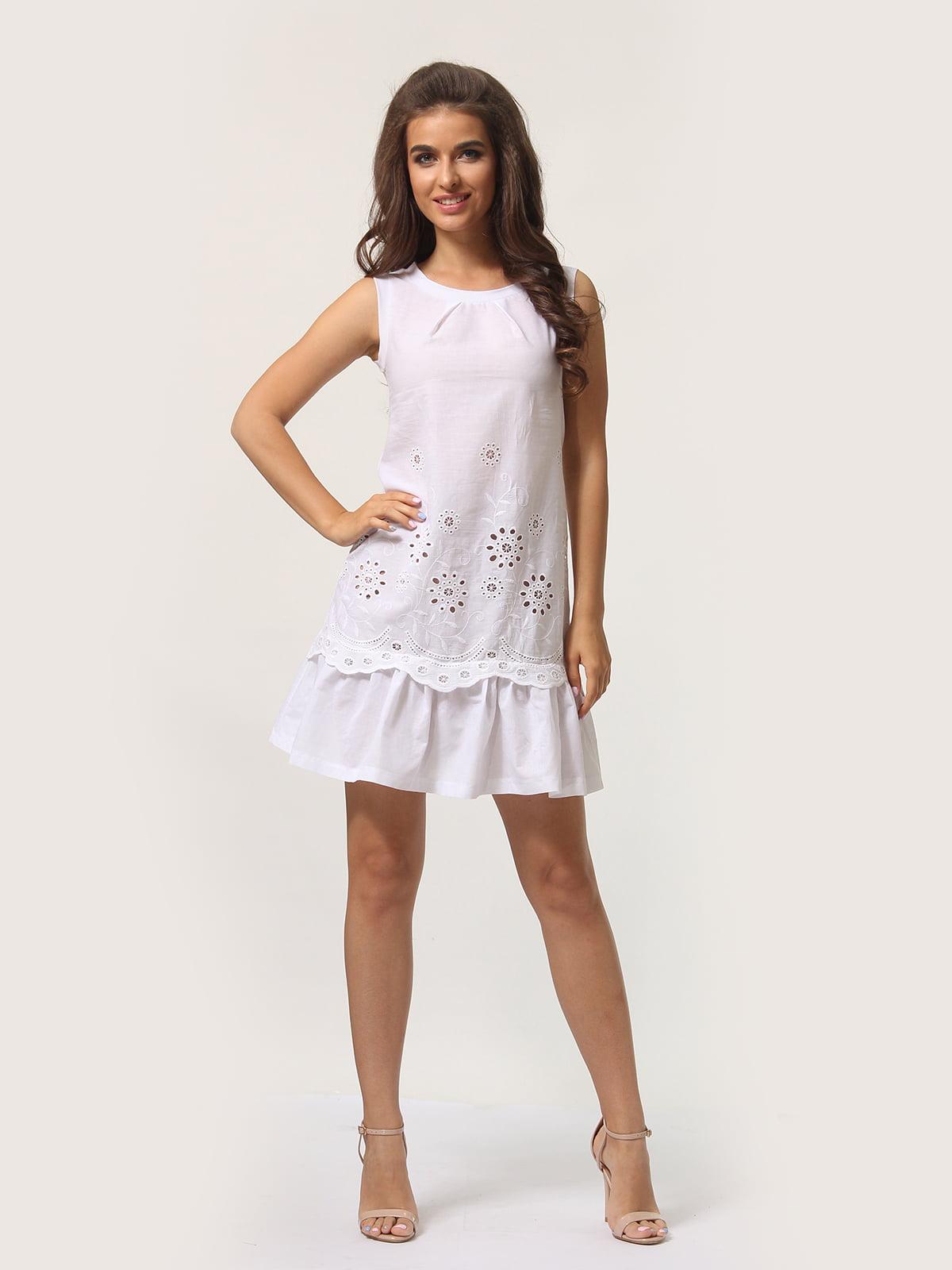 Сукня біла | 4301919