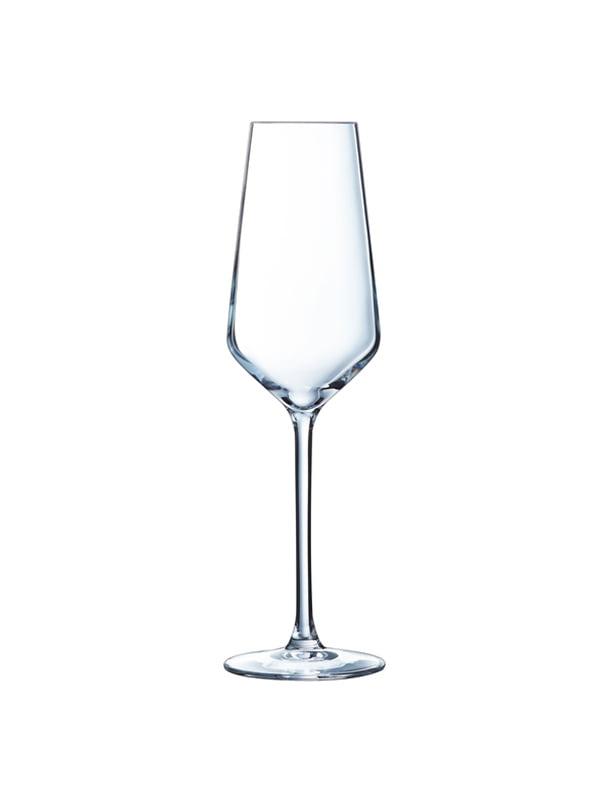 Набір келихів для шампанського (6х210 мл) | 4305388