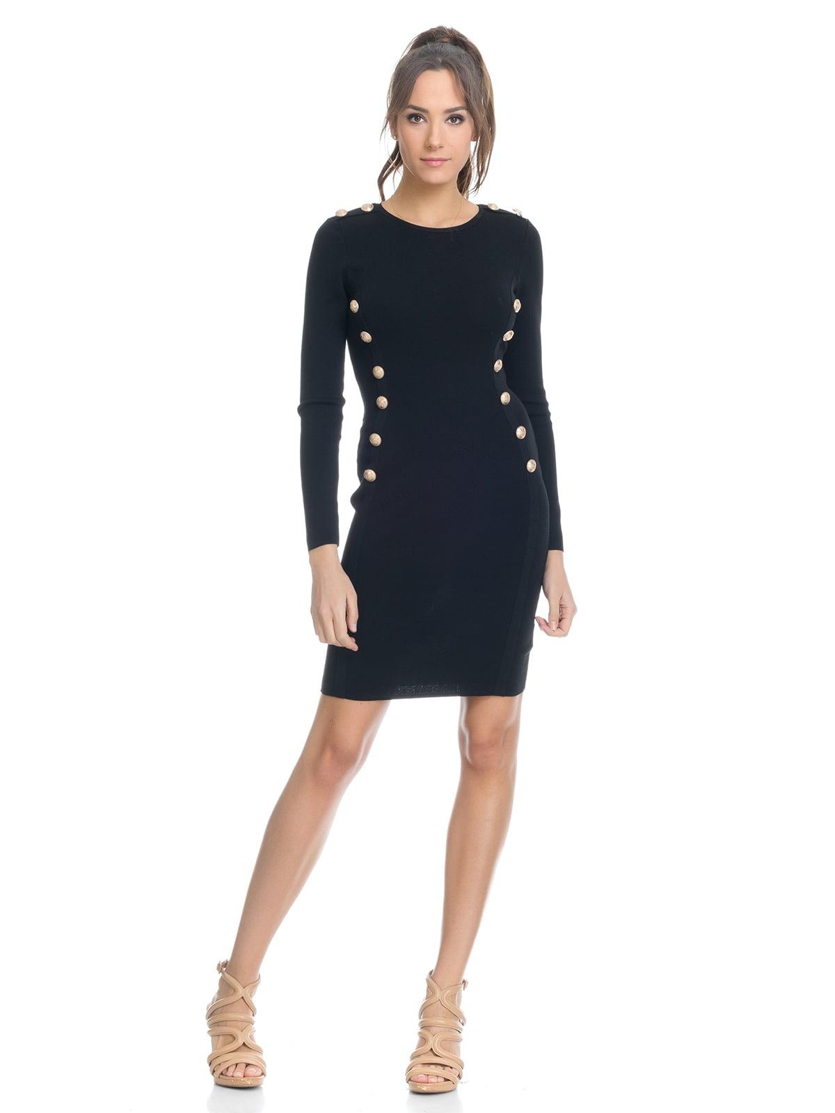 Платье черное | 4306928