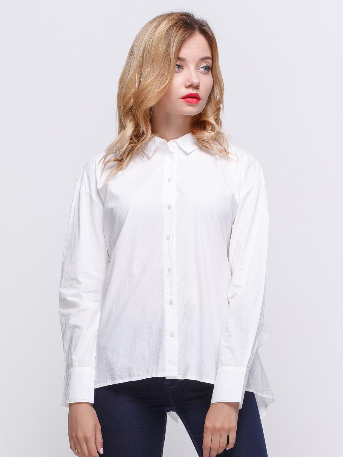 edc47ea7c03 Рубашка белая — Pimkie