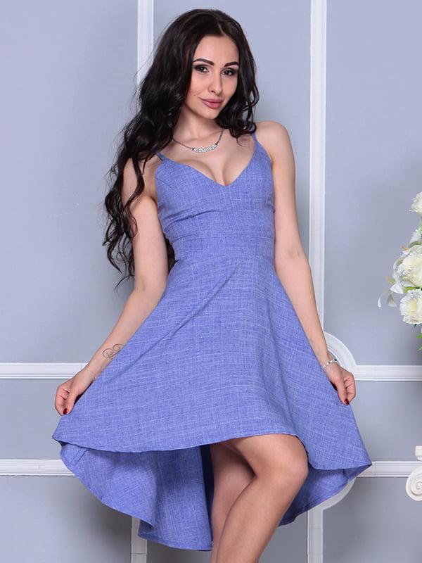 Платье фиолетовое | 4297737