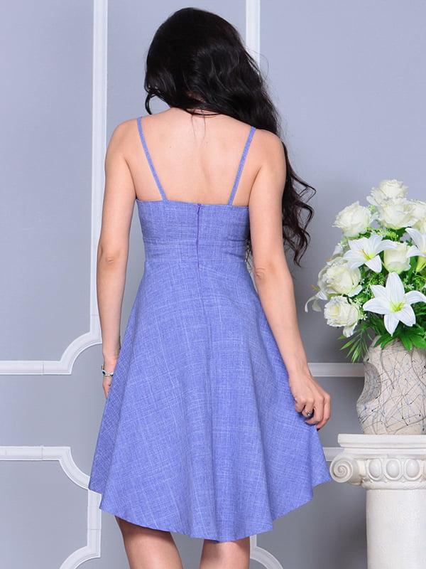 Платье фиолетовое | 4297737 | фото 2