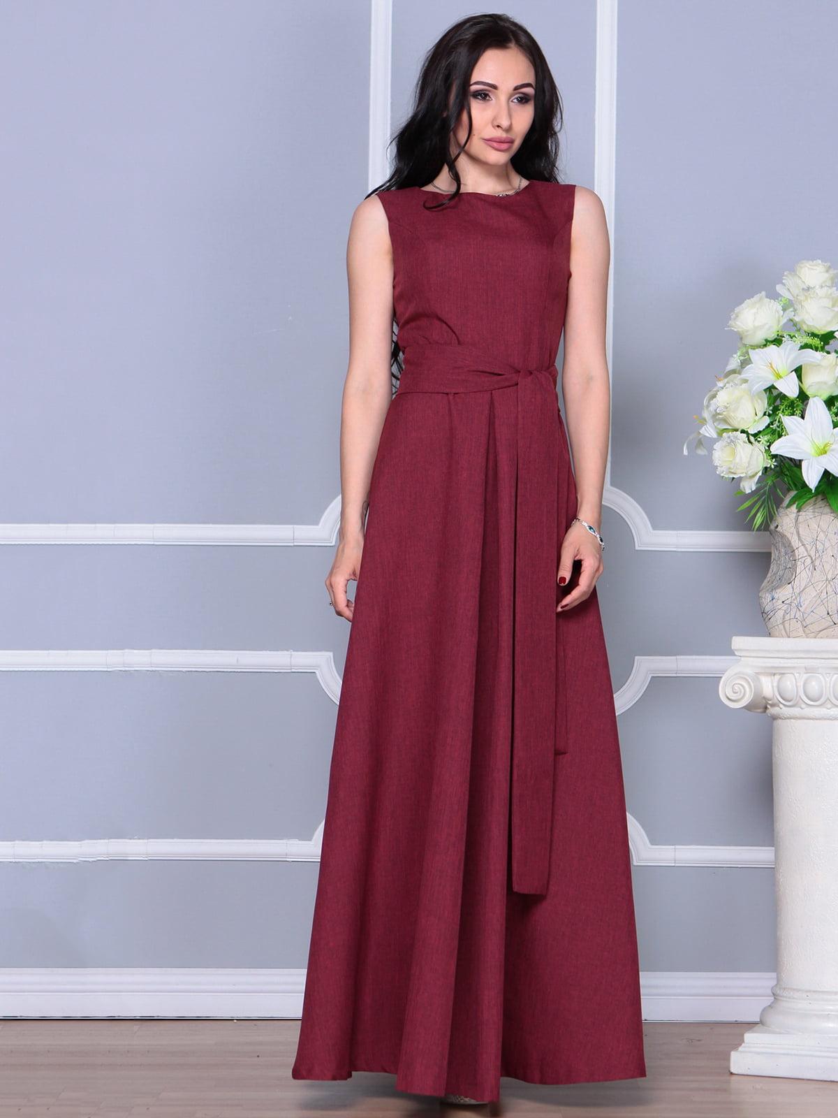 Платье светло-сливовое   4297745   фото 3