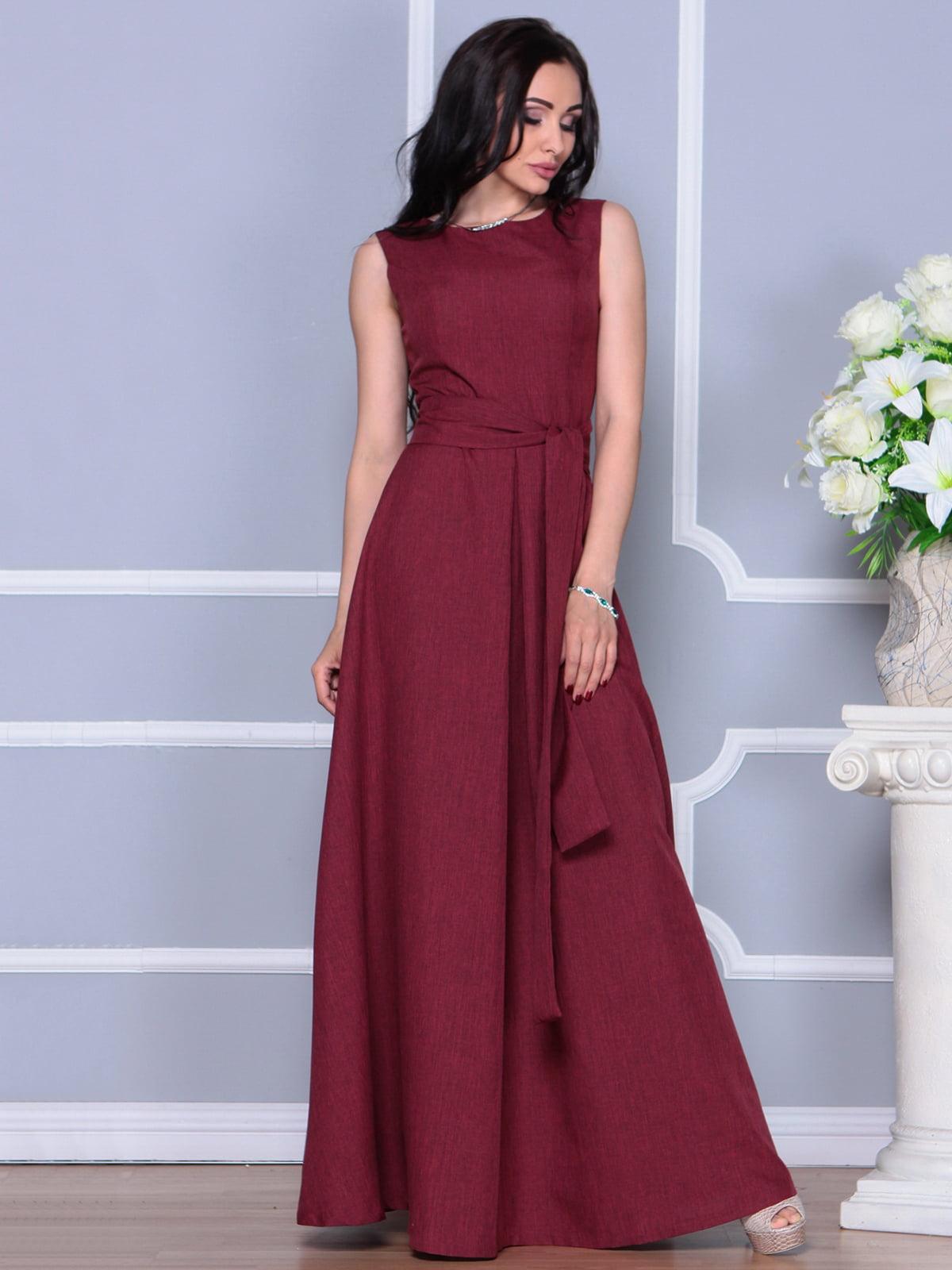 Платье светло-сливовое   4297745   фото 5