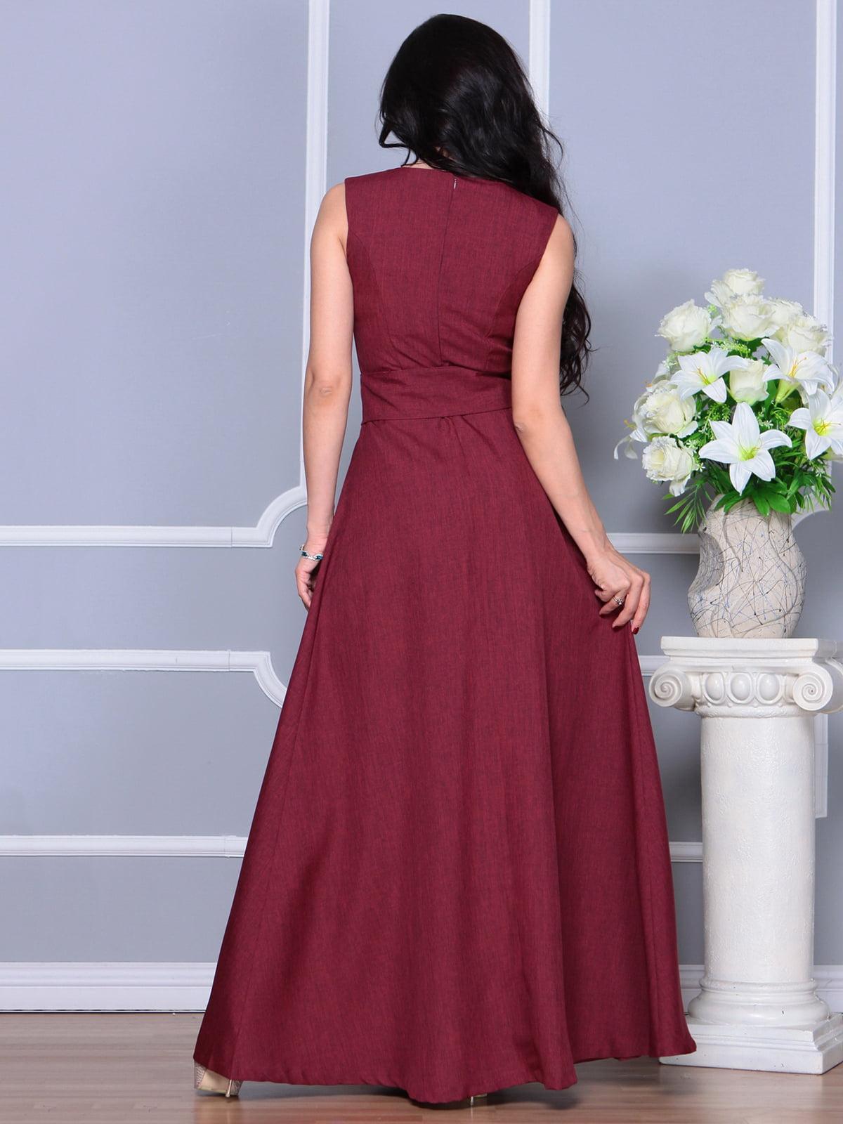 Платье светло-сливовое   4297745   фото 2
