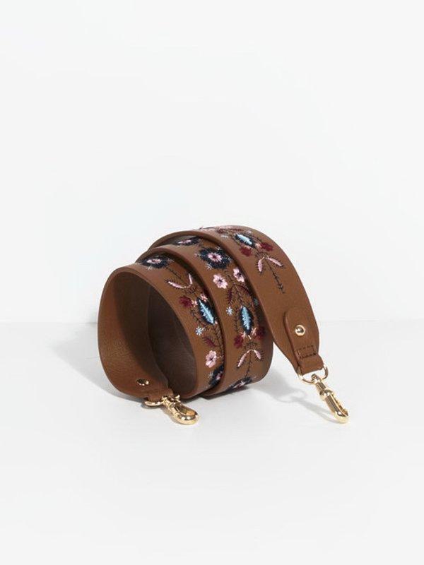 Ремень для сумки коричневый | 3936863 | фото 2