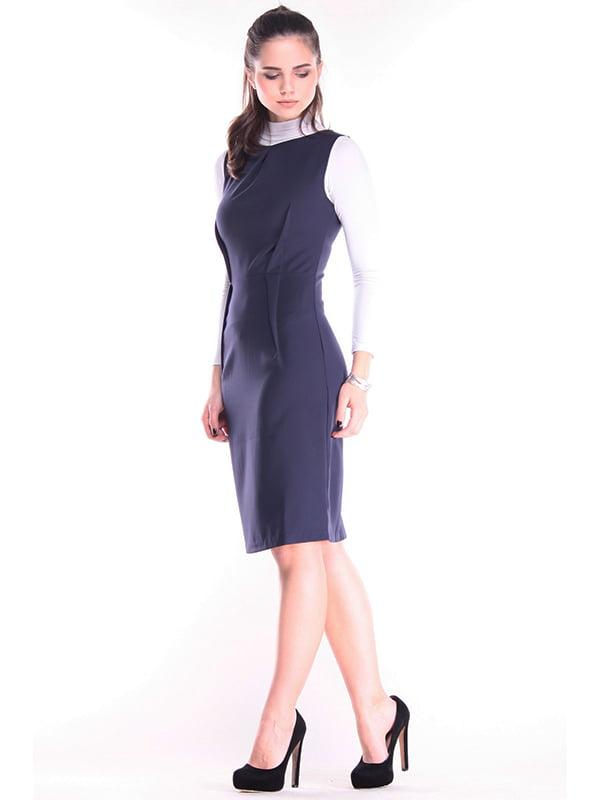 Сукня темно-синя | 4297680