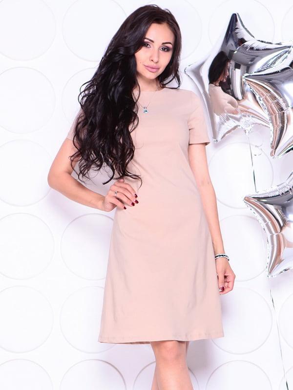 Сукня бежева | 4314715
