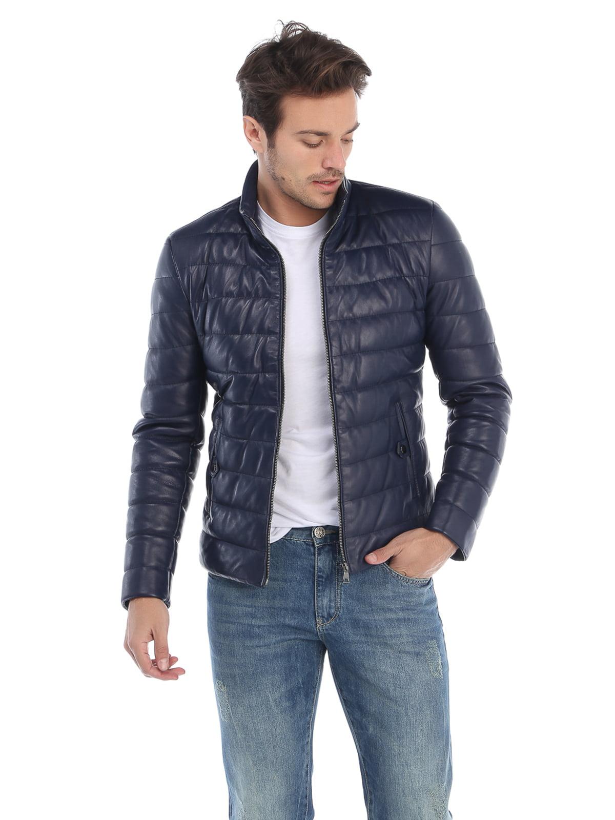 Куртка темно-синяя | 4313580