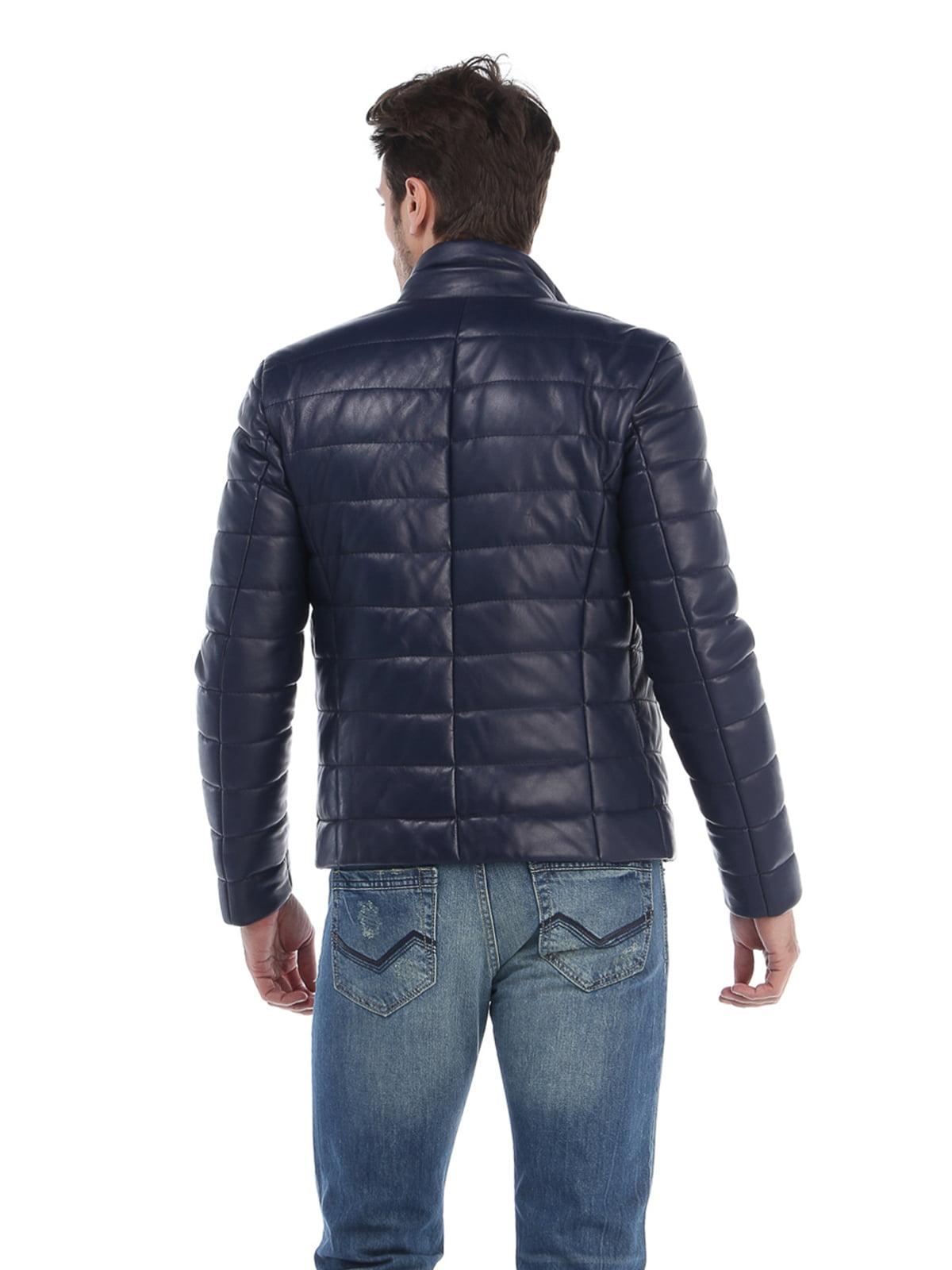 Куртка темно-синяя | 4313580 | фото 4
