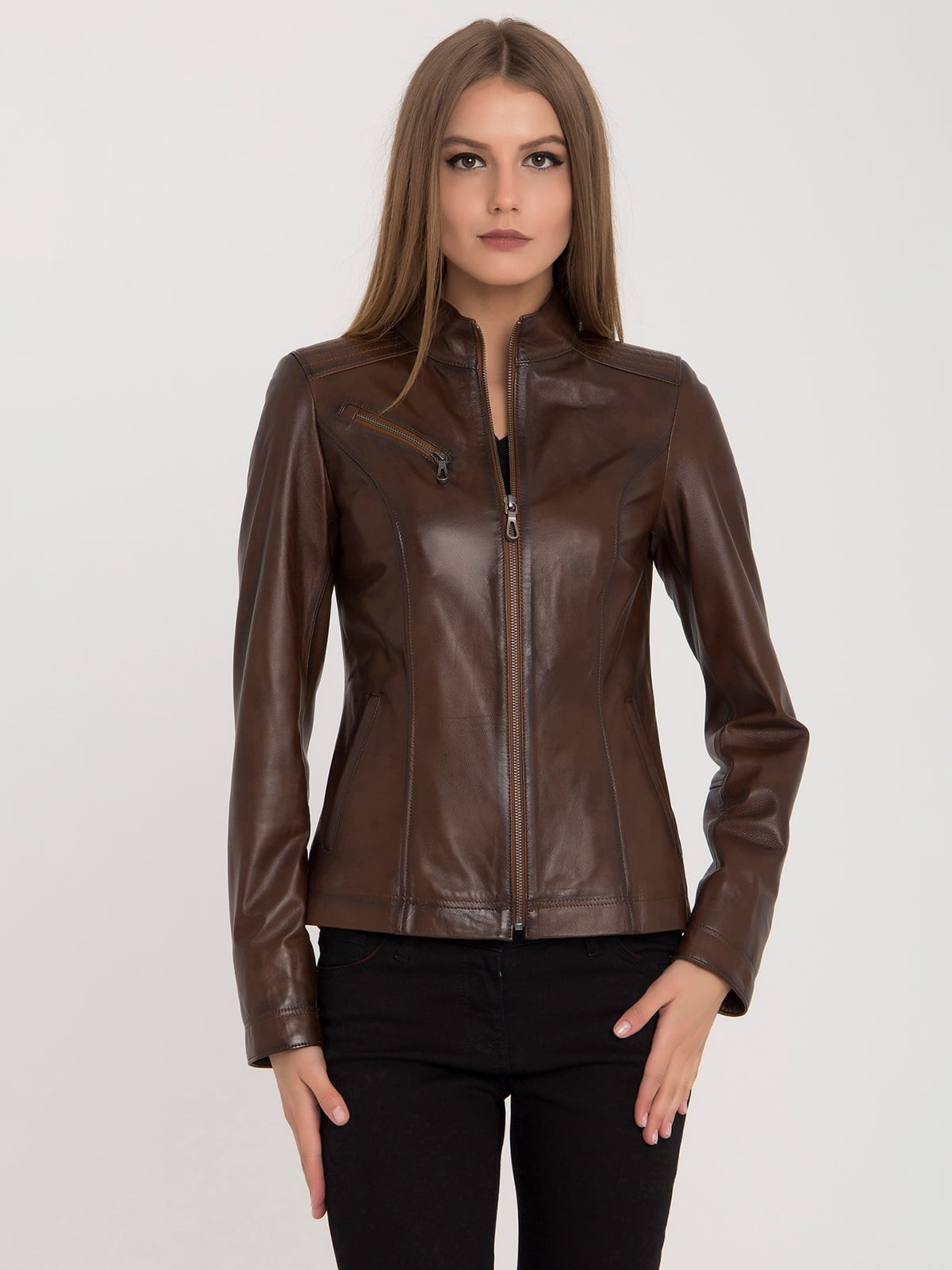 Куртка коричневая | 4313896