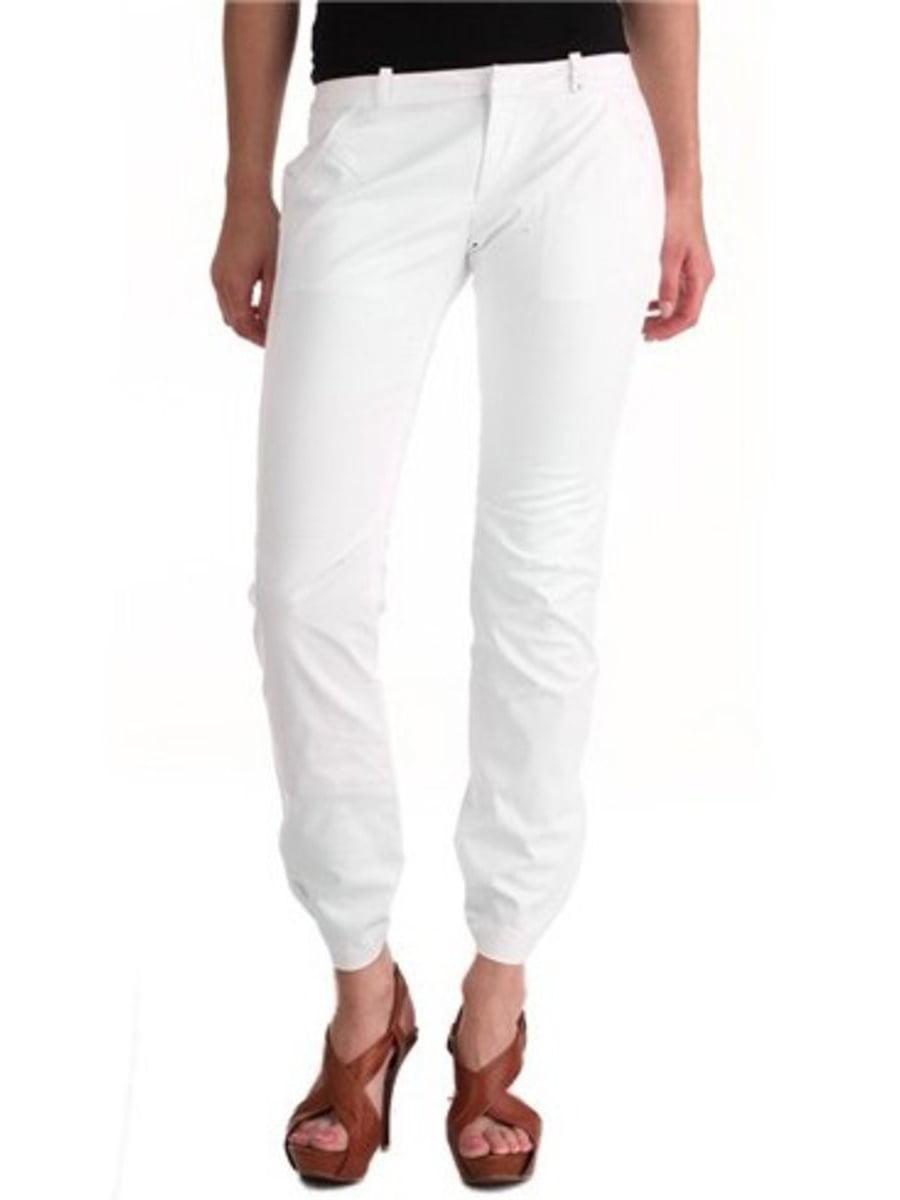 Штани білі | 4317682