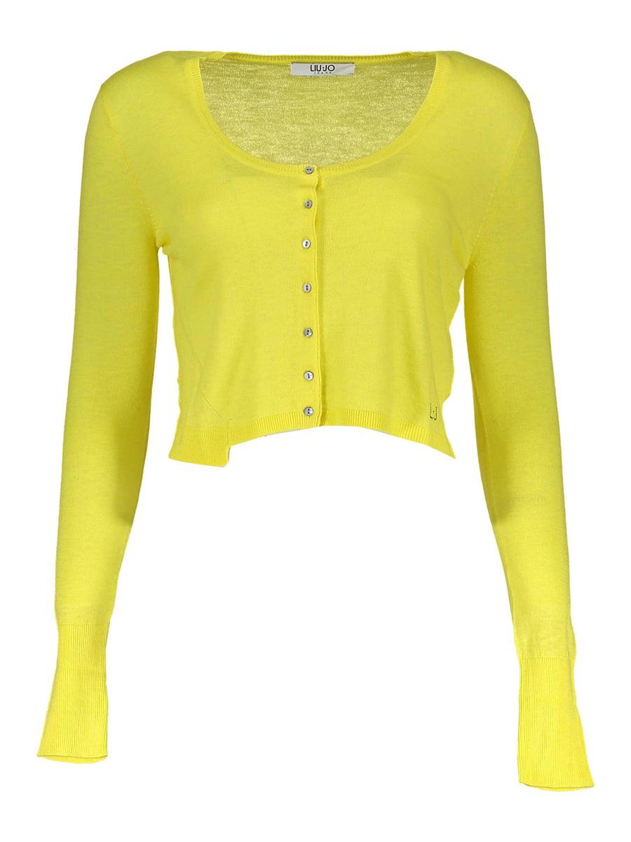 Кофта жовта | 4319378