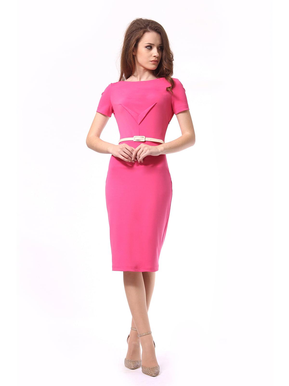 Платье цвета фуксии   4319557   фото 2