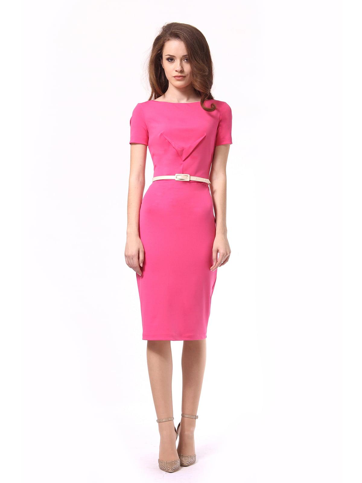 Платье цвета фуксии   4319557   фото 3