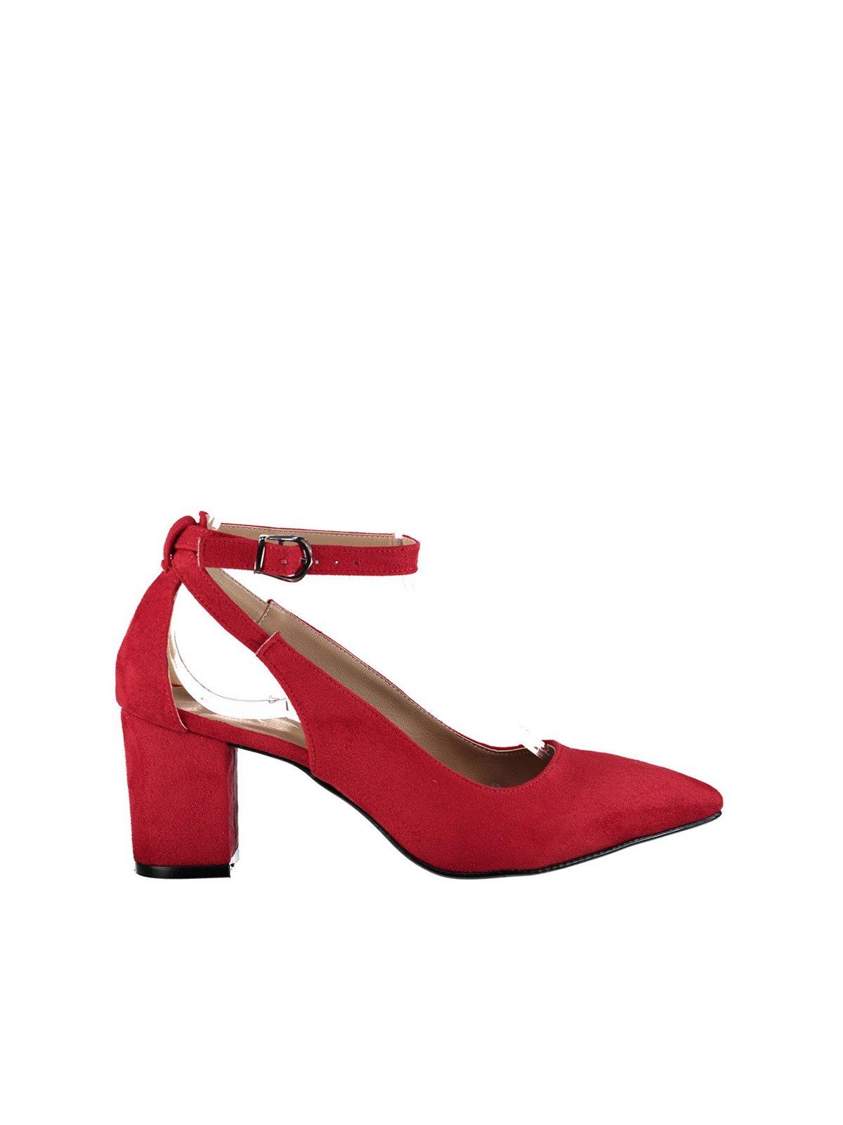 Туфлі червоні | 4325748