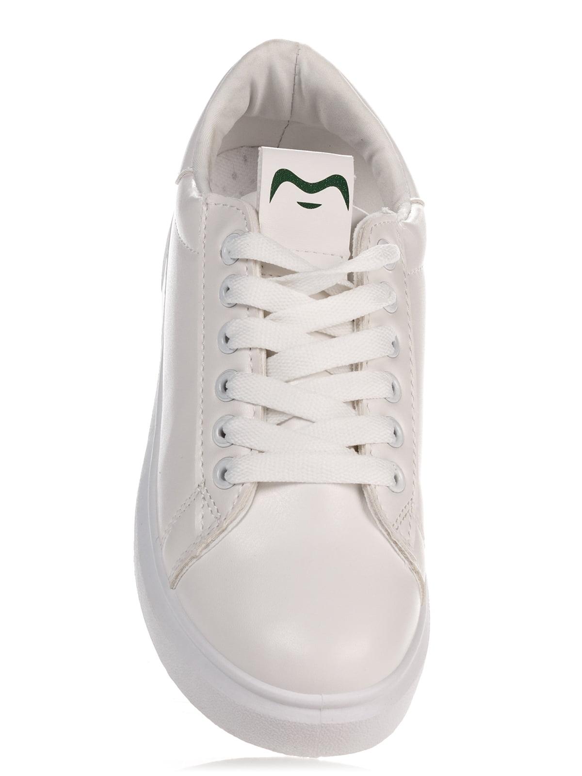 Кеды белые | 4316287 | фото 5