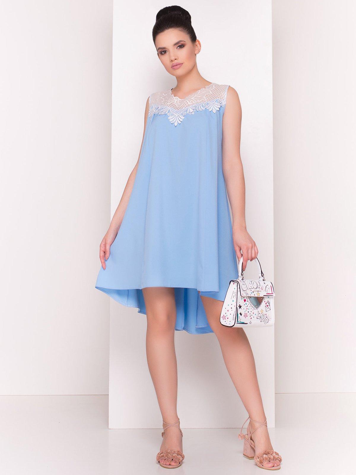 Сукня блакитна   4246796