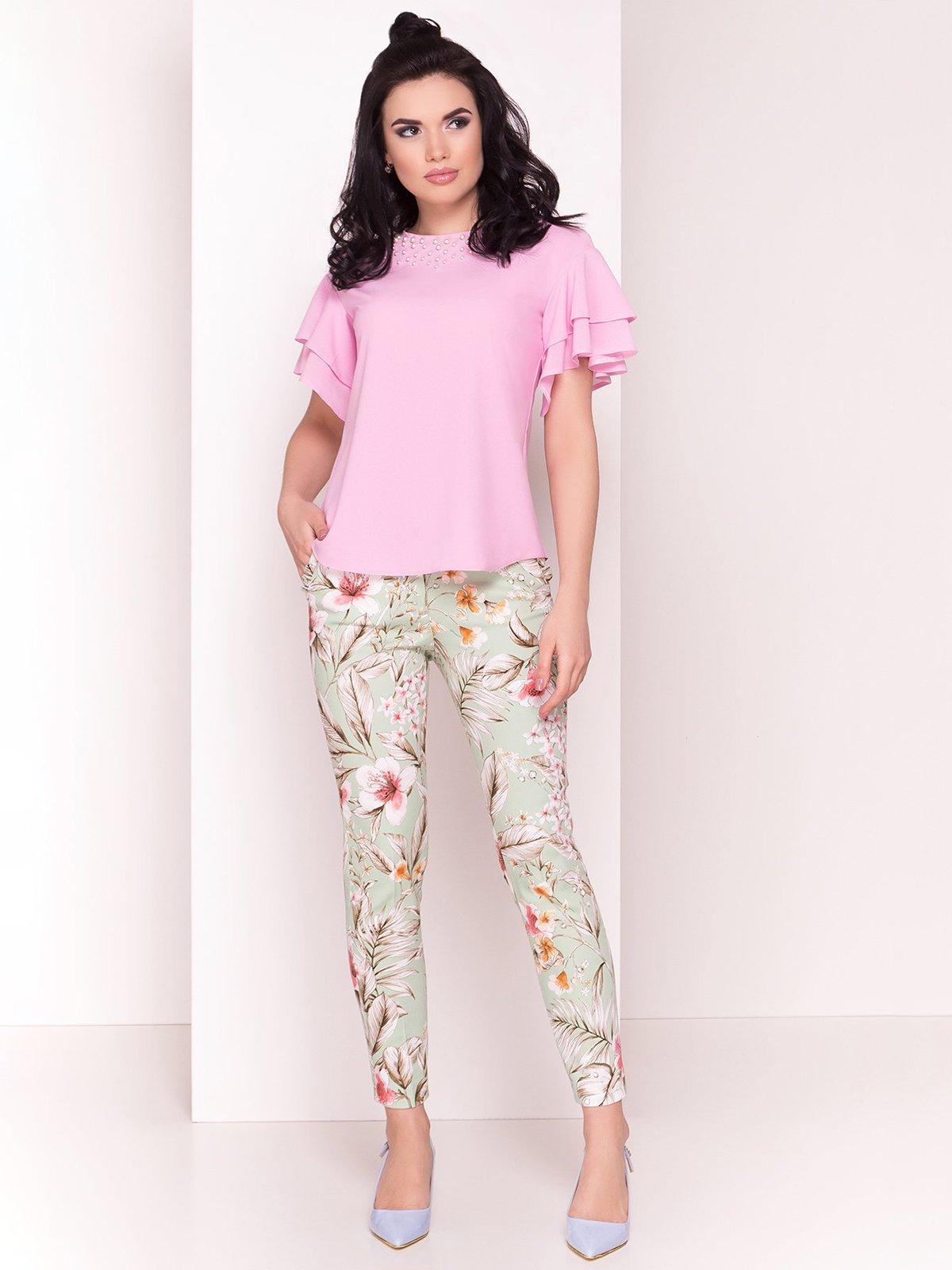 Блуза рожева | 4326559