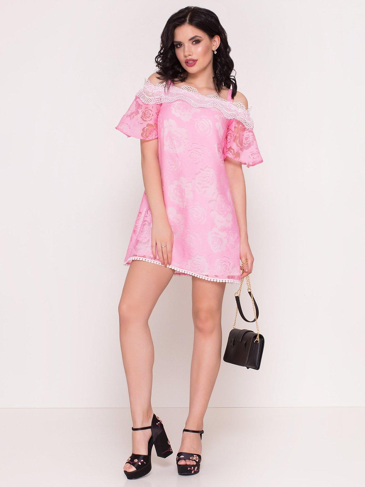 Сукня рожева | 4326617