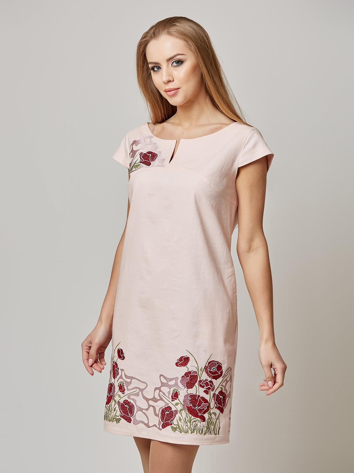 Сукня рожева | 4327656