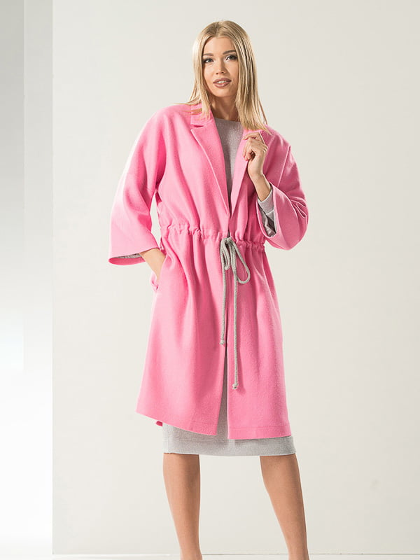 Кардиган розовый   4068304